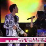 """Wendy Sulca se adueñó del escenario de """"The Voice Chile"""""""