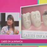 Las caries en la infancia con la odontóloga Yuriko Burga Kuroda