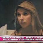 """Yahaira Plasencia: """"Tengo el apoyo de la familia de Jefferson Farfán"""""""