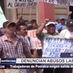 Chiclayo: Trabajadores de Pomalca exigen salida de grupo Oviedo