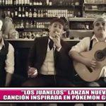 """""""Los Juanelos"""" lanzan nueva canción inspirada en Pókemon Go"""