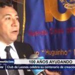 Trujillo: Club de Leones celebra su centenario