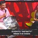Pedro Castro de SSound Perú  habla sobre el evento I N F I N I T Y