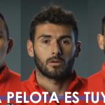 Jugadores de Chile piden a sus hinchas respeto hacia los peruanos