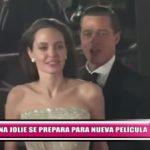 Angelina Jolie se prepara para nueva película