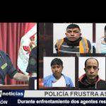 Trujillo: PNP captura a banda de asaltantes de agencia Hidrandina de El Bosque