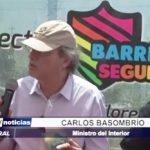 """Trujillo: MININTER lanza plan """"Pa' Barrio Yo"""" para controlar el crimen organizado"""