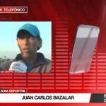 Mannucci: Ante la salida de Cabanillas, Juan Carlos Bazalar podría ser carlista