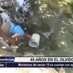 Casa Grande: Moradores viven sin agua potable ni luz