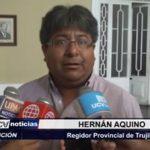 Trujillo: Regidor Aquino instó a ex apepista a dar paso al costado