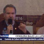 Trujillo: Comisión de Cultura investigará censura contra artista Álvaro Portales