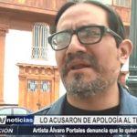 Trujillo: David Calderón da su versión sobre cancelación de muestra artística