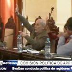 Trujillo: Comisión política de APP se reúne para evaluar a regidores Penagos y Celis