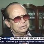 Trujillo: Compañero Paucarcaja cuestiona a alcalde de El Porvenir Paúl Rodríguez