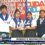 Trujillo: Premian a instituciones participantes del III Concurso Ahorro del agua