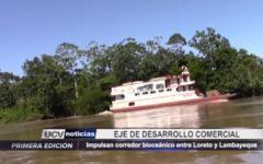 Chiclayo: Impulsan corredor bioceánico entre Loreto y Lambayeque