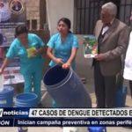 Trujillo: Inician campaña preventiva contra el dengue en zonas periféricas de Trujillo
