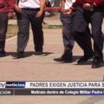 Chiclayo: Siete casos de bullying investigados por Ministerio Público