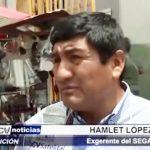 Trujillo: Exgerente Hamlet López aclaró que el SEGAT puede operar sin problemas
