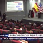 Trujillo: UCV fue sede de evento académico en el norte del país