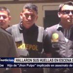 """Trujillo: Hijo de """"Jhon Pulpo"""" incriminado en asesinato de tres mujeres"""