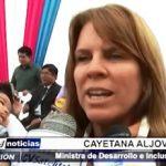 Trujillo: Ministra de Desarrollo e Inclusión Social anuncia nuevo programa social