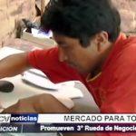 Trujillo: Gerencia Regional de la Producción promueve 3° Rueda de Negocios MYPERÚ
