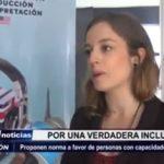 Trujillo: Normas a favor de personas con capacidades diferentes