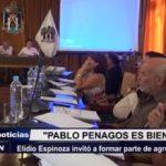 Trujillo: Elidio Espinoza invitó a Penagos a formar parte de su agrupación política
