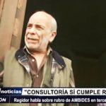 """Trujillo: Pablo Penagos según su propia investigación """"AMBIDES sí cumple requisitos"""""""