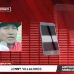 Racing Club: Villalobos toma con calma el reclamo por el Deportivo Delusa