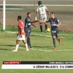 Copa Centenario: Reserva UCV 5 – 0 Unión Comercio