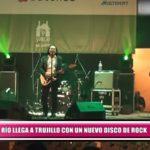 """El grupo """"Río"""" llega a Trujillo con nuevo disco de rock"""