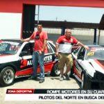 Rompe Motores: Pilotos del norte en busca del triunfo en cuarta fecha de competencia