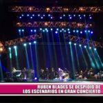 Rubén Blades se despidió de los escenarios en gran concierto