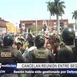 Trujillo: Elidio Espinoza desaira a Defensoría del Pueblo y cancela reunión con el SEGAT
