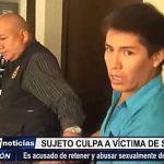 Trujillo: Sujeto acusado de abusar de niña con autismo culpa a menor de su delito
