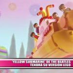 "Canción de The Beatles, ""Yellow submarine"", tendrá su versión lego"