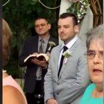 Emoción en el altar: Hombre llora al ver llegar a su futura esposa