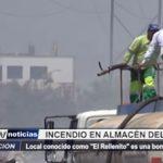 """Trujillo: Almacén del SEGAT conocido como """"El Rellenito"""" es una bomba de tiempo"""