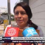 Otuzco: Regidora denuncia a alcalde de Charat que habría incurrido en uso irregular del presupuesto