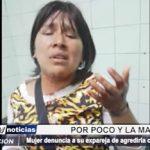 Víctor Larco: Mujer denuncia a su expareja de agredirla constantemente