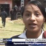 Curgos : Alumna representará a La Libertad en Congreso Nacional Estudiantil