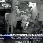 Piura: Delincuentes asaltaron casino y se llevaron más de 10 mil soles
