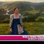 """Primer tráiler de """"La Bella y la Bestia"""""""