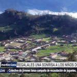 Alto Chicama: Colectivo de jóvenes lanza campaña de recaudación de juguetes, panetones y chocolate