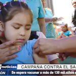 La Libertad: Se espera vacunar a más de 130 mil niños en toda la región