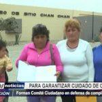 Trujillo: Forman Comité Ciudadano en defensa de complejo arqueológico Chan Chan