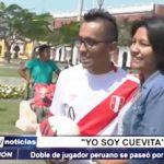 Trujillo: El doble de Christian Cueva alborotó a transeúntes en Plaza Mayor