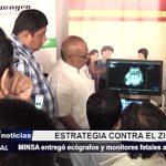 La Libertad: MINSA entregó ecógrafos y monitores fetales a hospitales